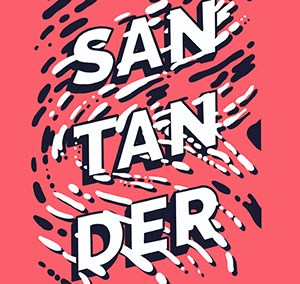 Santander poster