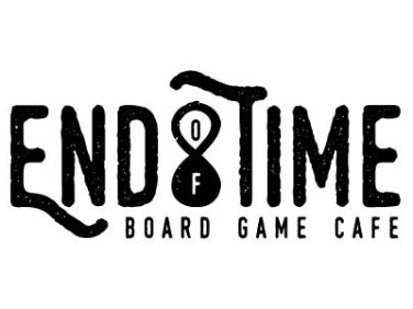 """End of Time board game cafe"" by Marie"