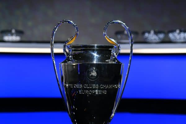 GENEVE, SWITZERLAND - OCTOBER 1: during the UEFA Champions League 2020/21 Group Stage Draw at RTS Studios on October 1, 2020, in Geneve, Switzerland (Photo by Harold Cunningham - UEFA/UEFA via Getty Images)