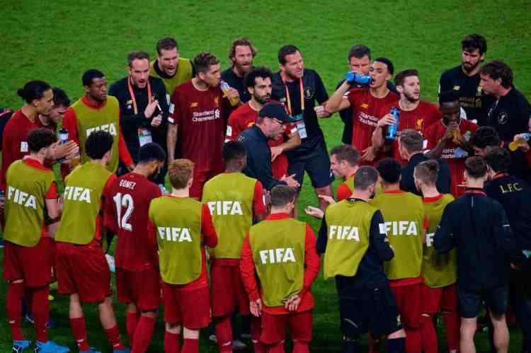 Great news for Liverpool with FIFA set to reduce chances ...