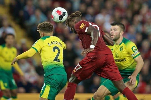 Reds humiliate Norwich city