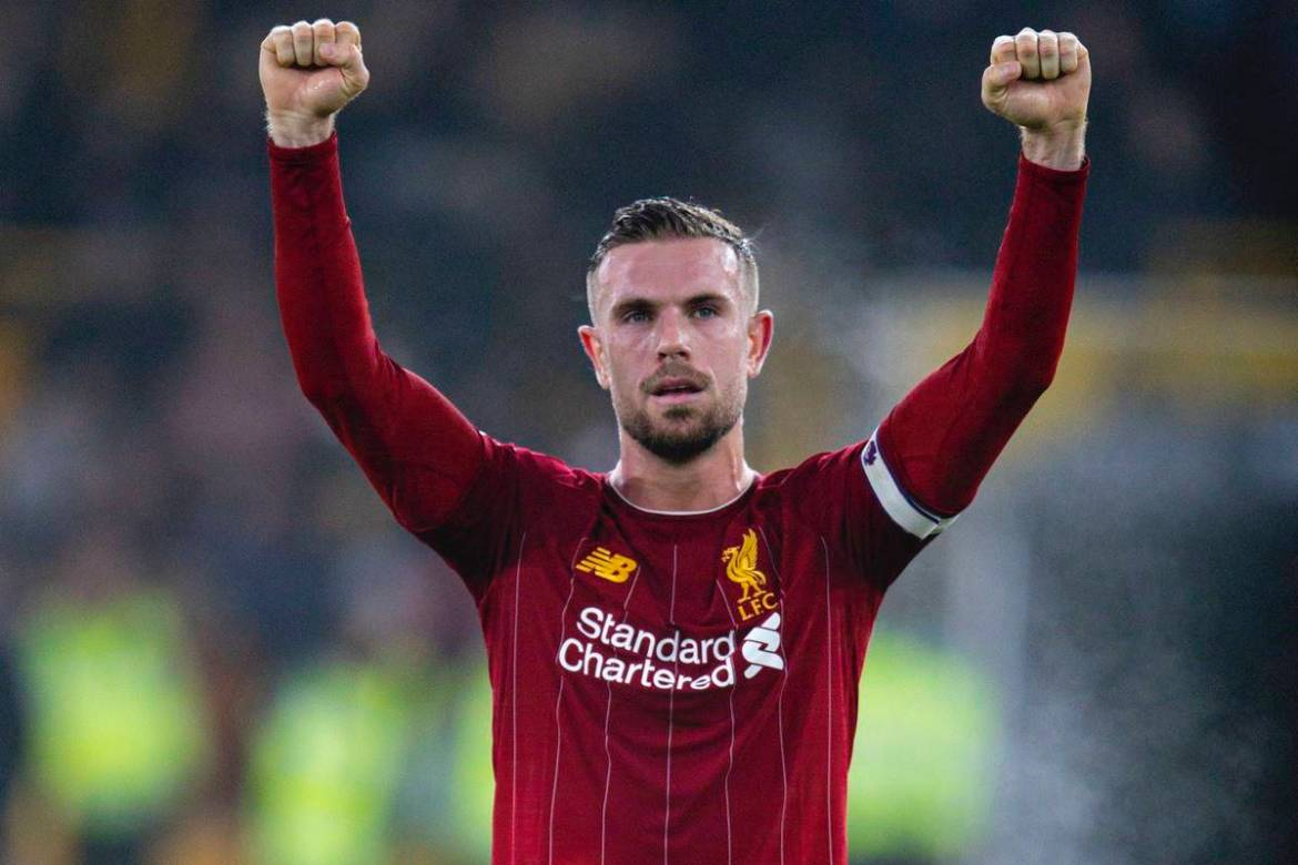 Confirmed Liverpool lineup vs. Atletico Madrid: Henderson starts as Klopp  drops Fabinho - Liverpool FC - This Is Anfield