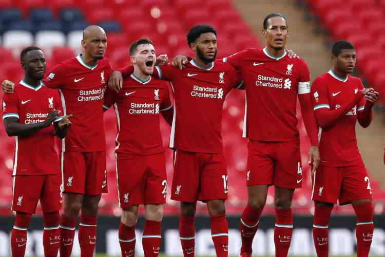 5 games kickstart busy season for the Reds - Liverpool's ...