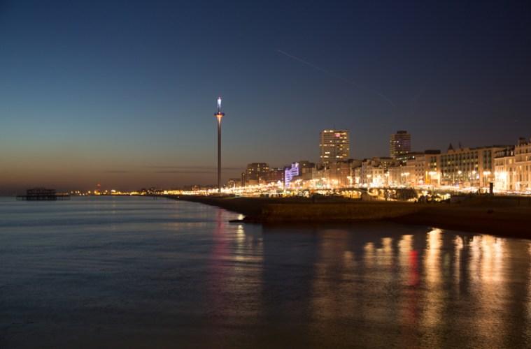 Brighton-at-Night