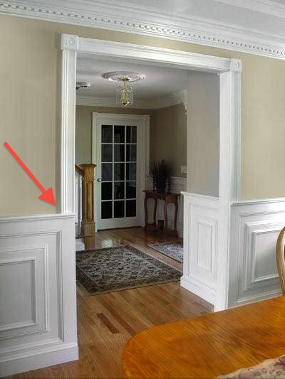 how to install chair rail executive office leather the misused & confused   thisiscarpentry