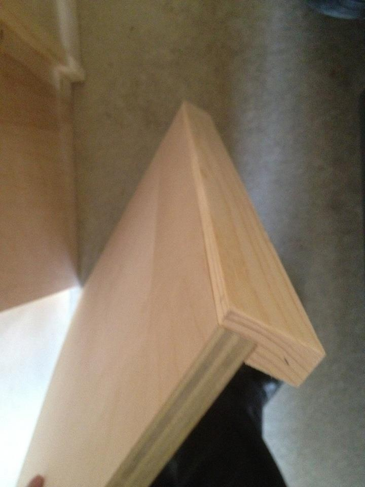 Plywood Thickness For Shelves