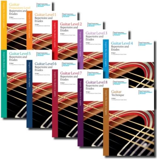 RCM Bridges Guitar Series