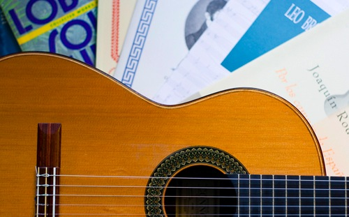 Classical Guitar Lessons (videos and articles)
