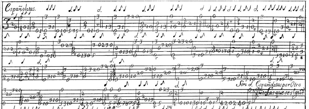classical gas guitar tab pdf