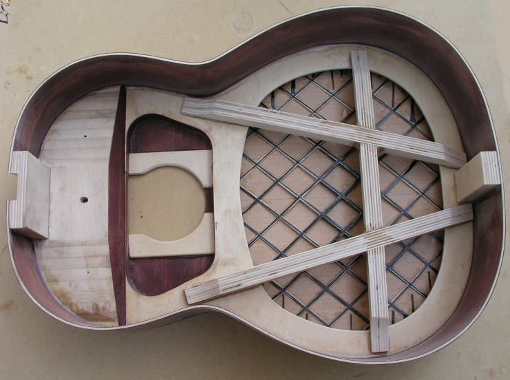 Bracing Styles For Classical Guitars This Is Classical