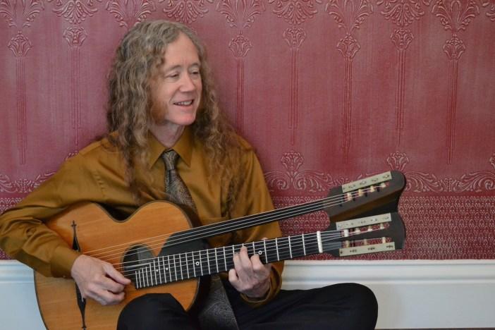 John Schneiderman (Russian Guitar)