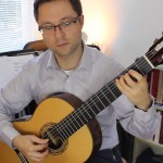 Graded Classical Guitar Lessons - Lagrima by Tarrega