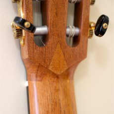 Dominelli Guitar - V-jointed Headstock