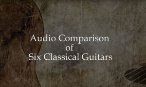Jeff Sigurdson -guitar comparison