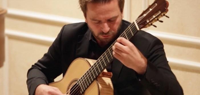 Marcin Dylla Plays Five Preludes by Villa-Lobos