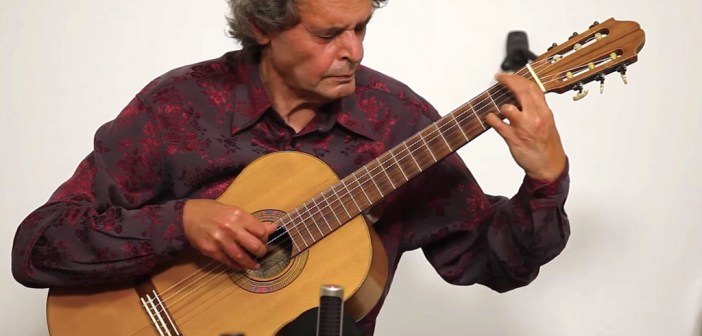 Roland Dyens Plays Sor, Reinhardt, and Piazzolla