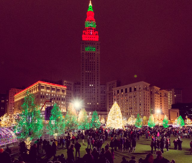 Winterfest  Events Cleveland Oh Cleveland Oh This Is Cleveland