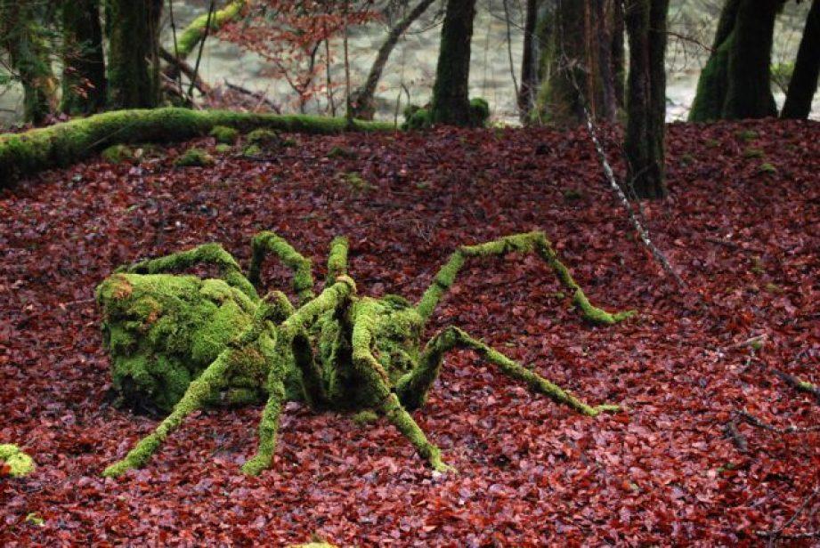 The Land Art of Sylvain Meyer land art installation art