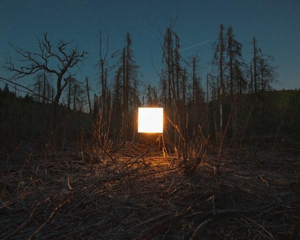 Illuminated Landscapes by Benoit Paill233 Colossal