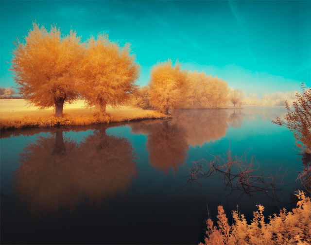 The Surreal, Infrared Photography of David Keochkerian landscapes infrared