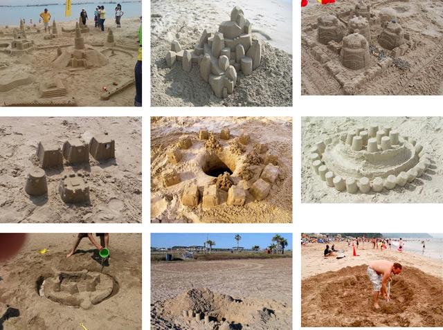 Im Google by Dina Kelberman: A Visual Exploration of Google Image Search websites Google