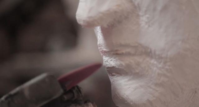 Li Hongbo Explains His Flexible Paper Sculptures sculpture paper