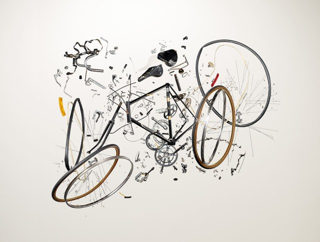 Things Come Apart, 50 Disassembled Objects in 21,959 Individual Parts by Todd McLellan objects books