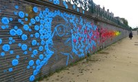 New Origami Street Art in Angers, France by Mademoiselle ...