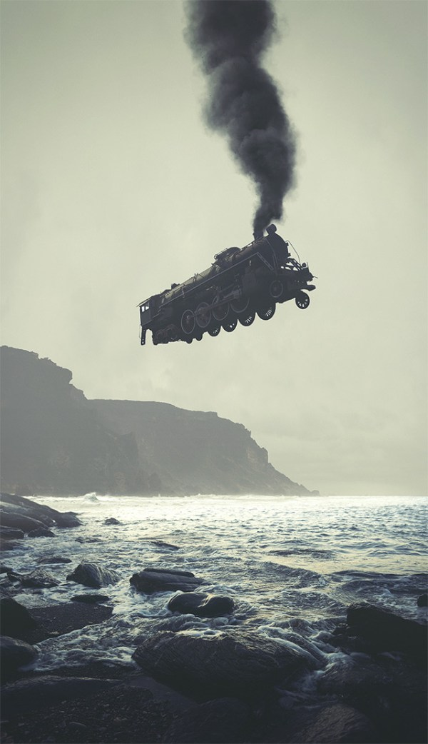 Surreal Digital Illustrations by Tebe Interesno Colossal