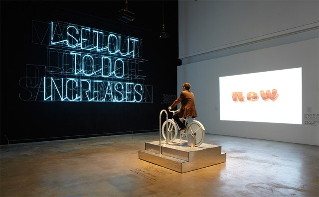 The Happy Show by Stefan Sagmeister installation happiness exhibition Chicago
