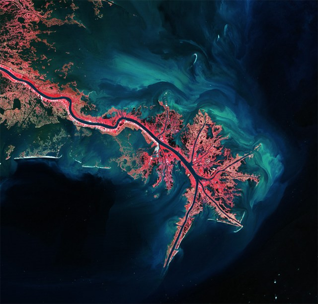Observing the Earth: Incredible Satellite Photos of Earth from the European Space Agency space Earth