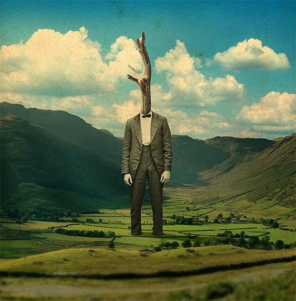 Surreal Collages Of Joseba Elorza Colossal