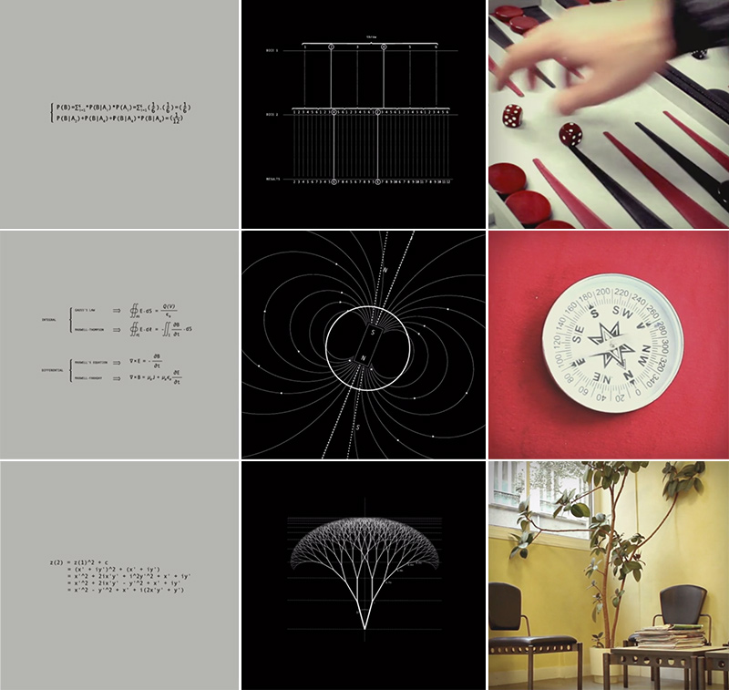 The Beauty of Mathematics: A Visual Demonstration of Math in Everyday Life video art math
