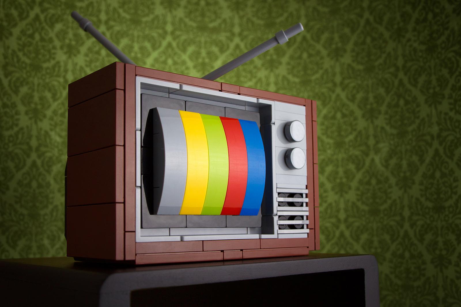 Retro Technology LEGO Kits by Chris McVeigh toys Lego