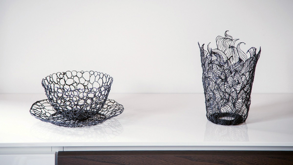 LIX: Los Más pequeño del mundo 3D Printing Pluma permite dibujar en los corrales de Aire de impresión 3D