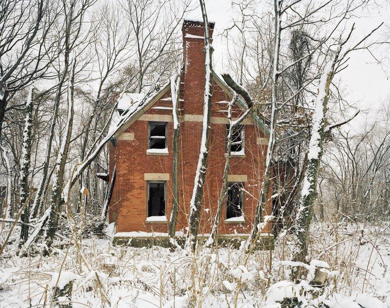 Dormitorio Maschile, North Brother Island, New York