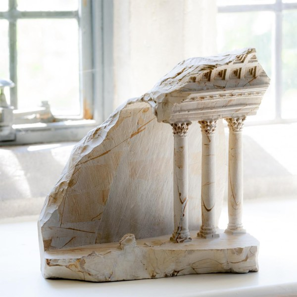 Architectural Marble Sculpture
