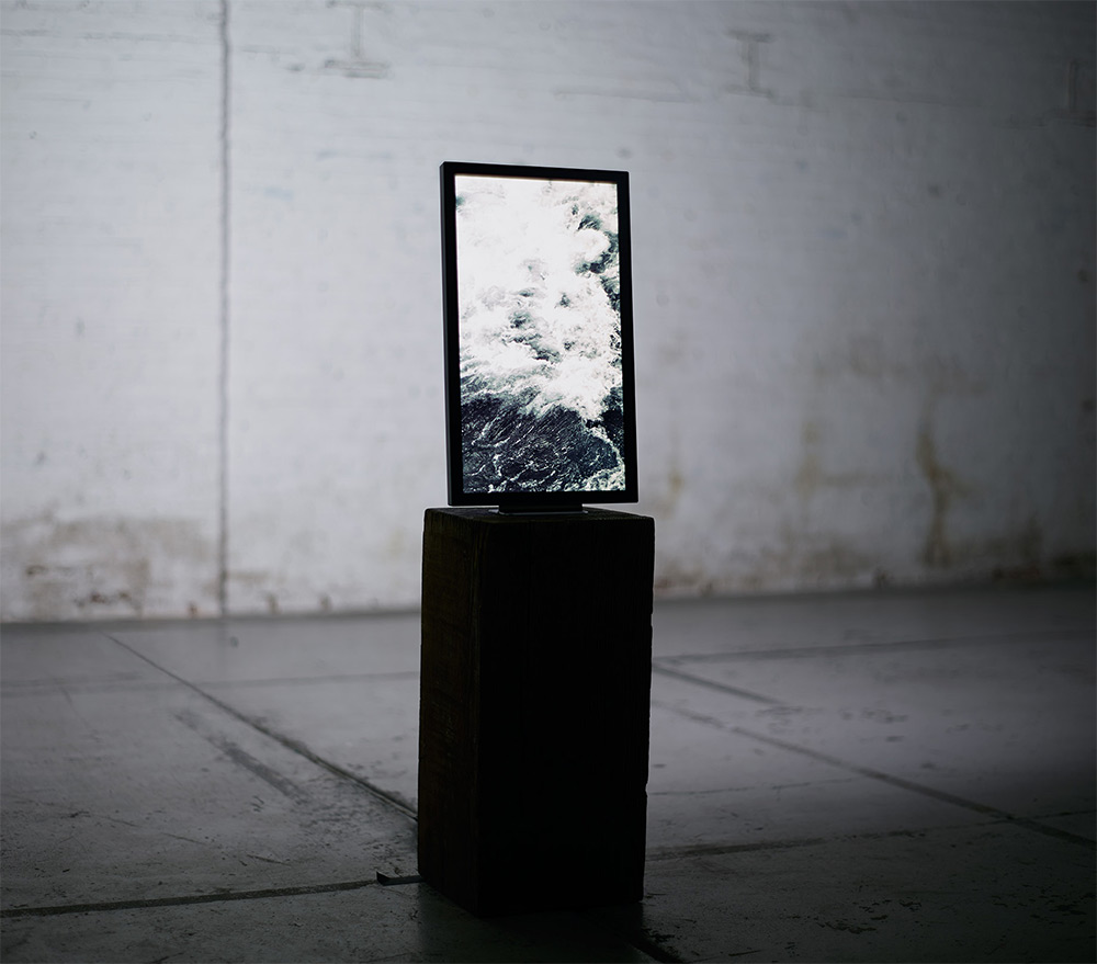 Electric Objects: A Dedicated Computer for the Display of Digital Artwork device computers