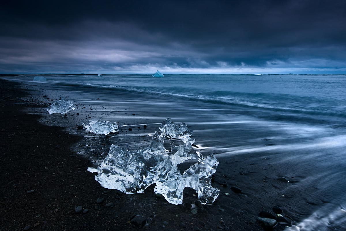 Stunning Views of Iceland Captured by Jerome Berbigier landscapes Iceland