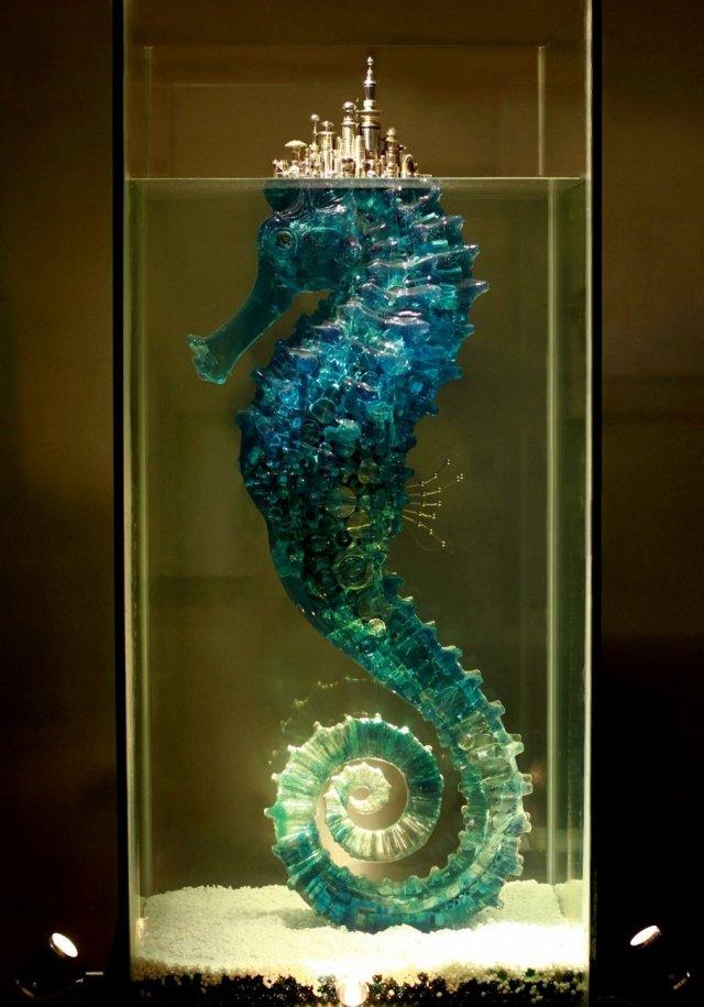 Hu Shaoming's Sculptures