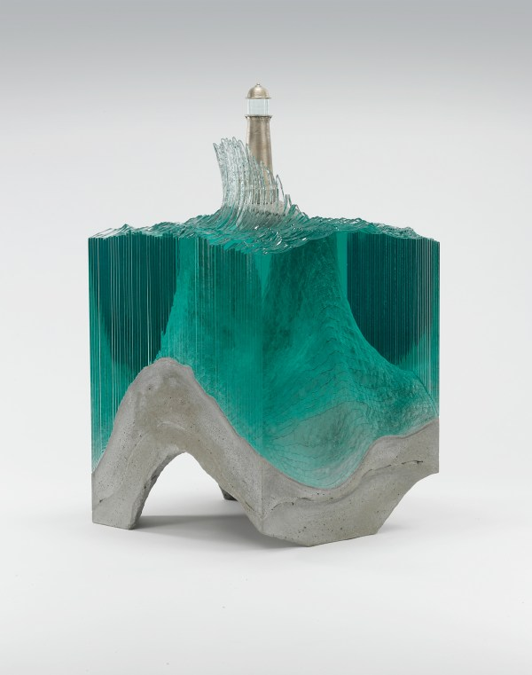 Ben Young Glass Sculpture