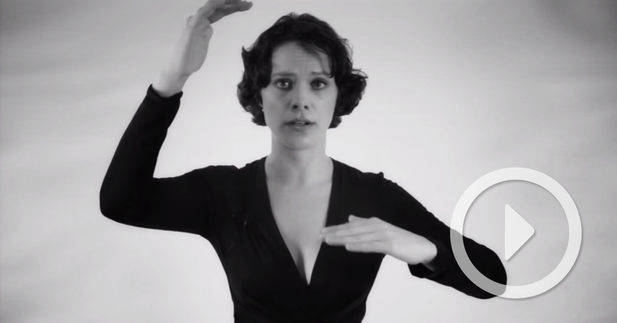 Polyphonic Overtone Singing Demonstrated by AnnaMaria