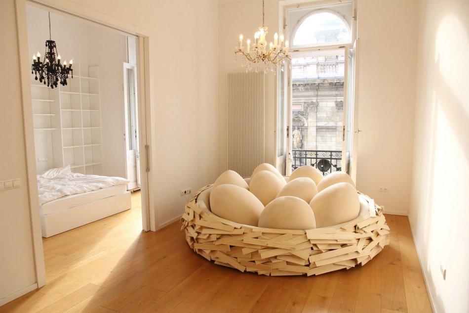 İnsanlar için Dev Birdsnest Yeni Fikirler Irkları, değil Chicks ev yumurta yuva