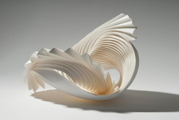 Intricate Modular Paper Sculptures Richard Sweeney