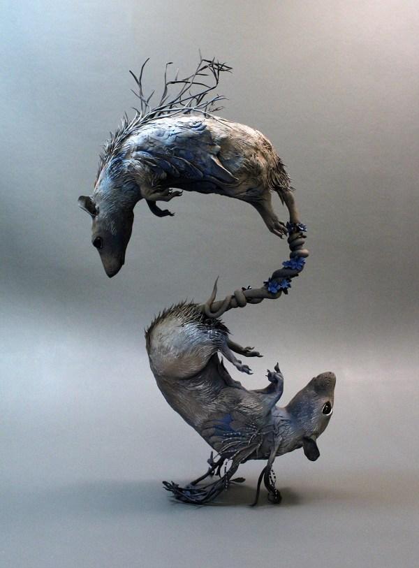 Ellen Jewett Sculptures Animal
