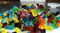 Edible and Stackable DIY LEGO Gummy Candy | Colossal