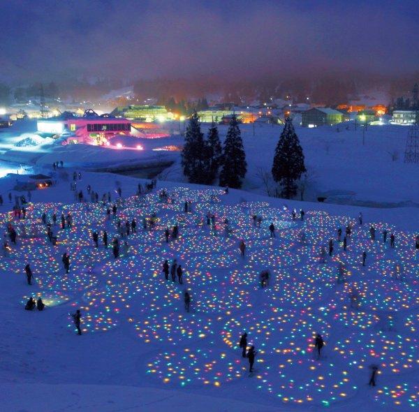 Largest Art Festival In World Echigo-tsumari Triennale Colossal