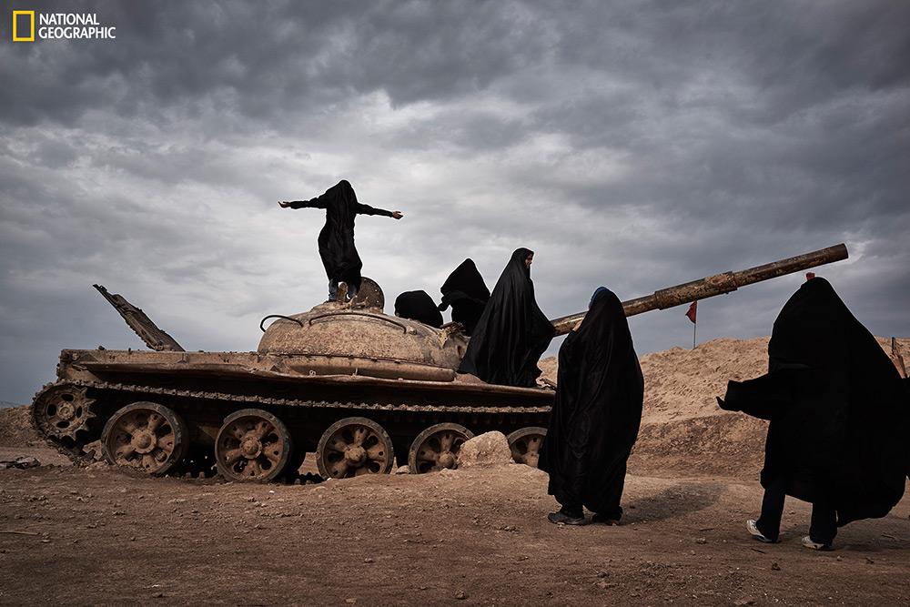 Με θέα το Ιράκ από το Ιράν από Yanan Λι