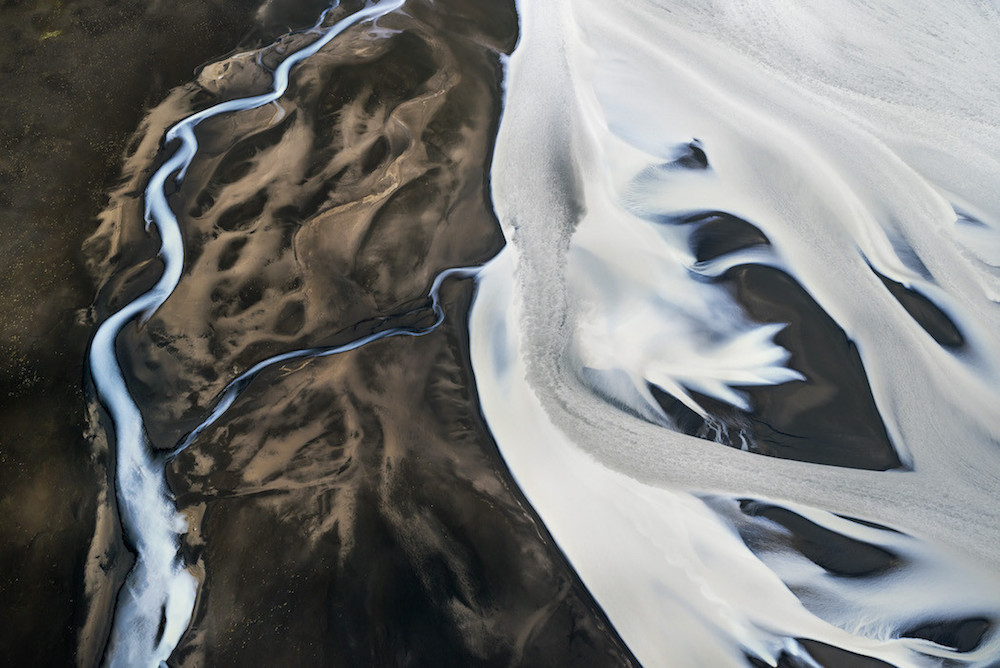 July 7th 2014, Iceland aerials