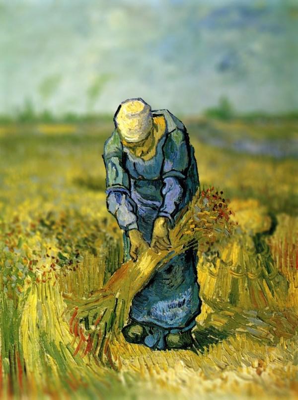 Vincent Van Gogh Paintings of Women